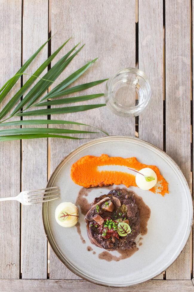 Arenes de nimes restaurant nimes musée de la romanité La table du 2