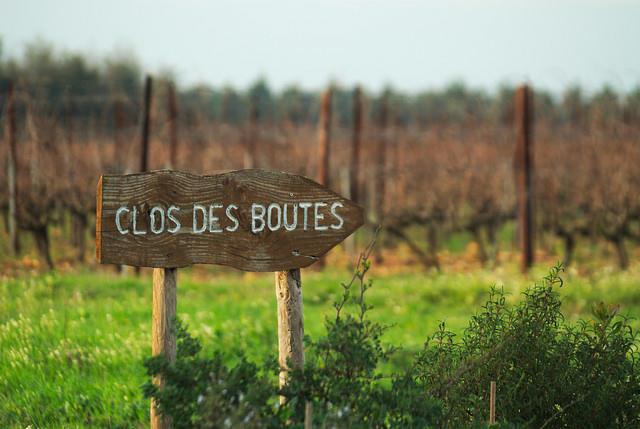 Découverte du Domaine Clos des Boutes !